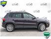 2016 Volkswagen Tiguan Trendline (Stk: 35177AUX) in Barrie - Image 4 of 24