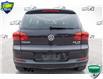 2016 Volkswagen Tiguan Trendline (Stk: 35177AUX) in Barrie - Image 6 of 24