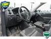 2016 Volkswagen Tiguan Trendline (Stk: 35177AUX) in Barrie - Image 7 of 24