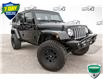2018 Jeep Wrangler JK Unlimited Sahara (Stk: 27890U) in Barrie - Image 1 of 21