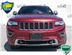 2015 Jeep Grand Cherokee Overland (Stk: 34881AU) in Barrie - Image 3 of 29