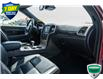 2015 Jeep Grand Cherokee Overland (Stk: 34881AU) in Barrie - Image 16 of 29