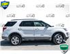2017 Ford Explorer XLT (Stk: 35172AUX) in Barrie - Image 4 of 28