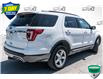 2017 Ford Explorer XLT (Stk: 35172AUX) in Barrie - Image 5 of 28