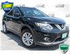 2016 Nissan Rogue SV (Stk: 35003AU) in Barrie - Image 1 of 28