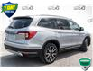 2020 Honda Pilot Touring 8P (Stk: 35246AU) in Barrie - Image 5 of 29