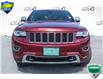 2015 Jeep Grand Cherokee Overland (Stk: 34881AUX) in Barrie - Image 3 of 28
