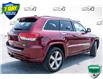 2015 Jeep Grand Cherokee Overland (Stk: 34881AUX) in Barrie - Image 5 of 28