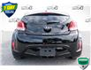 2016 Hyundai Veloster Base (Stk: 35261AU) in Barrie - Image 6 of 24