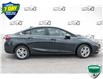 2018 Chevrolet Cruze LT Auto (Stk: 35284AU) in Barrie - Image 4 of 23