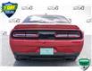 2016 Dodge Challenger R/T Red