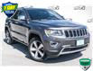 2016 Jeep Grand Cherokee Limited (Stk: 34115AUX) in Barrie - Image 1 of 27
