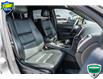 2016 Jeep Grand Cherokee Limited (Stk: 34115AUX) in Barrie - Image 17 of 27