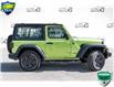 2019 Jeep Wrangler Sport (Stk: 34792AU) in Barrie - Image 4 of 19