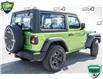 2019 Jeep Wrangler Sport (Stk: 34792AU) in Barrie - Image 5 of 19