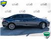 2015 Toyota Camry Hybrid XLE (Stk: 35274AU) in Barrie - Image 4 of 24