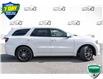 2018 Dodge Durango R/T White