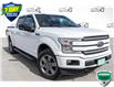 2020 Ford F-150 Lariat (Stk: 35236AUX) in Barrie - Image 1 of 24