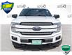 2020 Ford F-150 Lariat (Stk: 35236AUX) in Barrie - Image 3 of 24