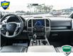 2020 Ford F-150 Lariat (Stk: 35236AUX) in Barrie - Image 13 of 24