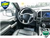 2020 Ford F-150 Lariat (Stk: 35236AUX) in Barrie - Image 14 of 24