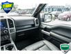 2020 Ford F-150 Lariat (Stk: 35236AUX) in Barrie - Image 15 of 24