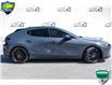 2019 Mazda Mazda3 Sport GT (Stk: 35290AU) in Barrie - Image 4 of 24
