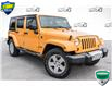 2012 Jeep Wrangler Unlimited Sahara (Stk: 28024AUJ) in Barrie - Image 1 of 19