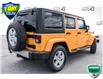 2012 Jeep Wrangler Unlimited Sahara (Stk: 28024AUJ) in Barrie - Image 5 of 19