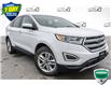 2018 Ford Edge SEL (Stk: 28033UX) in Barrie - Image 1 of 26