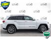 2018 Jeep Grand Cherokee Limited (Stk: 35406AU) in Barrie - Image 4 of 28