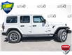 2021 Jeep Wrangler Unlimited Sahara (Stk: 27878UR) in Barrie - Image 4 of 22
