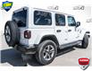 2021 Jeep Wrangler Unlimited Sahara (Stk: 27878UR) in Barrie - Image 5 of 22