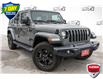 2021 Jeep Wrangler Unlimited Sahara (Stk: 27891U) in Barrie - Image 1 of 22