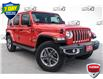 2021 Jeep Wrangler Unlimited Sahara (Stk: 27908UR) in Barrie - Image 1 of 24