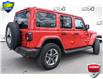 2021 Jeep Wrangler Unlimited Sahara (Stk: 27908UR) in Barrie - Image 5 of 24
