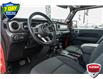 2021 Jeep Wrangler Unlimited Sahara (Stk: 27908UR) in Barrie - Image 9 of 24