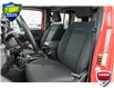 2021 Jeep Wrangler Unlimited Sahara (Stk: 27908UR) in Barrie - Image 10 of 24
