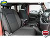 2021 Jeep Wrangler Unlimited Sahara (Stk: 27908UR) in Barrie - Image 16 of 24