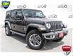 2021 Jeep Wrangler Unlimited Sahara (Stk: 27910UR) in Barrie - Image 1 of 23