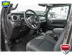 2021 Jeep Wrangler Unlimited Sahara (Stk: 27910UR) in Barrie - Image 8 of 23