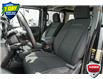 2021 Jeep Wrangler Unlimited Sahara (Stk: 27911UR) in Barrie - Image 9 of 23