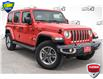 2021 Jeep Wrangler Unlimited Sahara (Stk: 27912UR) in Barrie - Image 1 of 23