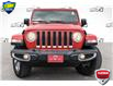 2021 Jeep Wrangler Unlimited Sahara (Stk: 27912UR) in Barrie - Image 3 of 23