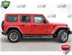 2021 Jeep Wrangler Unlimited Sahara (Stk: 27912UR) in Barrie - Image 4 of 23