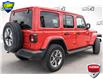 2021 Jeep Wrangler Unlimited Sahara (Stk: 27912UR) in Barrie - Image 5 of 23