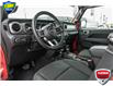 2021 Jeep Wrangler Unlimited Sahara (Stk: 27912UR) in Barrie - Image 8 of 23