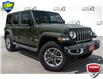 2021 Jeep Wrangler Unlimited Sahara (Stk: 27904UR) in Barrie - Image 1 of 23