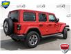 2021 Jeep Wrangler Unlimited Sahara (Stk: 27906UR) in Barrie - Image 5 of 22