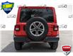 2021 Jeep Wrangler Unlimited Sahara (Stk: 27906UR) in Barrie - Image 6 of 22